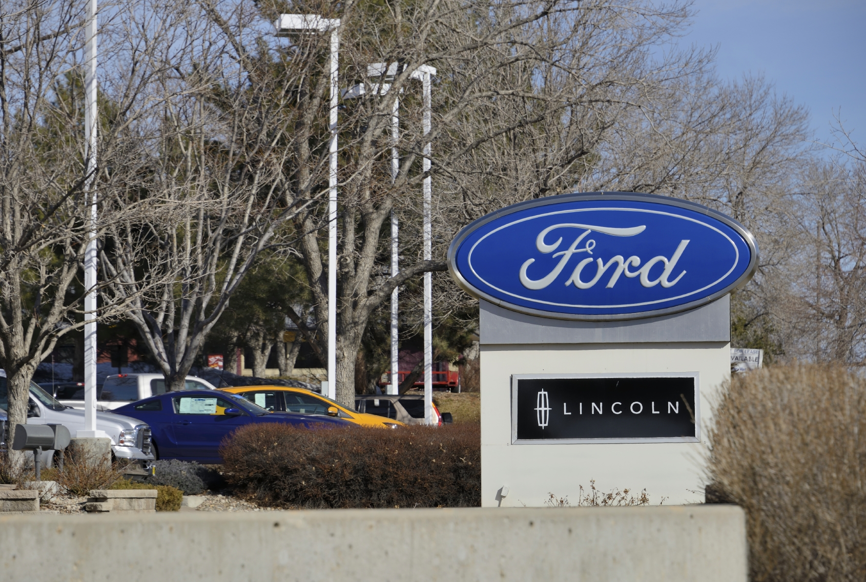 Ford Motor Company Changed Its Car Retailing Strategy In