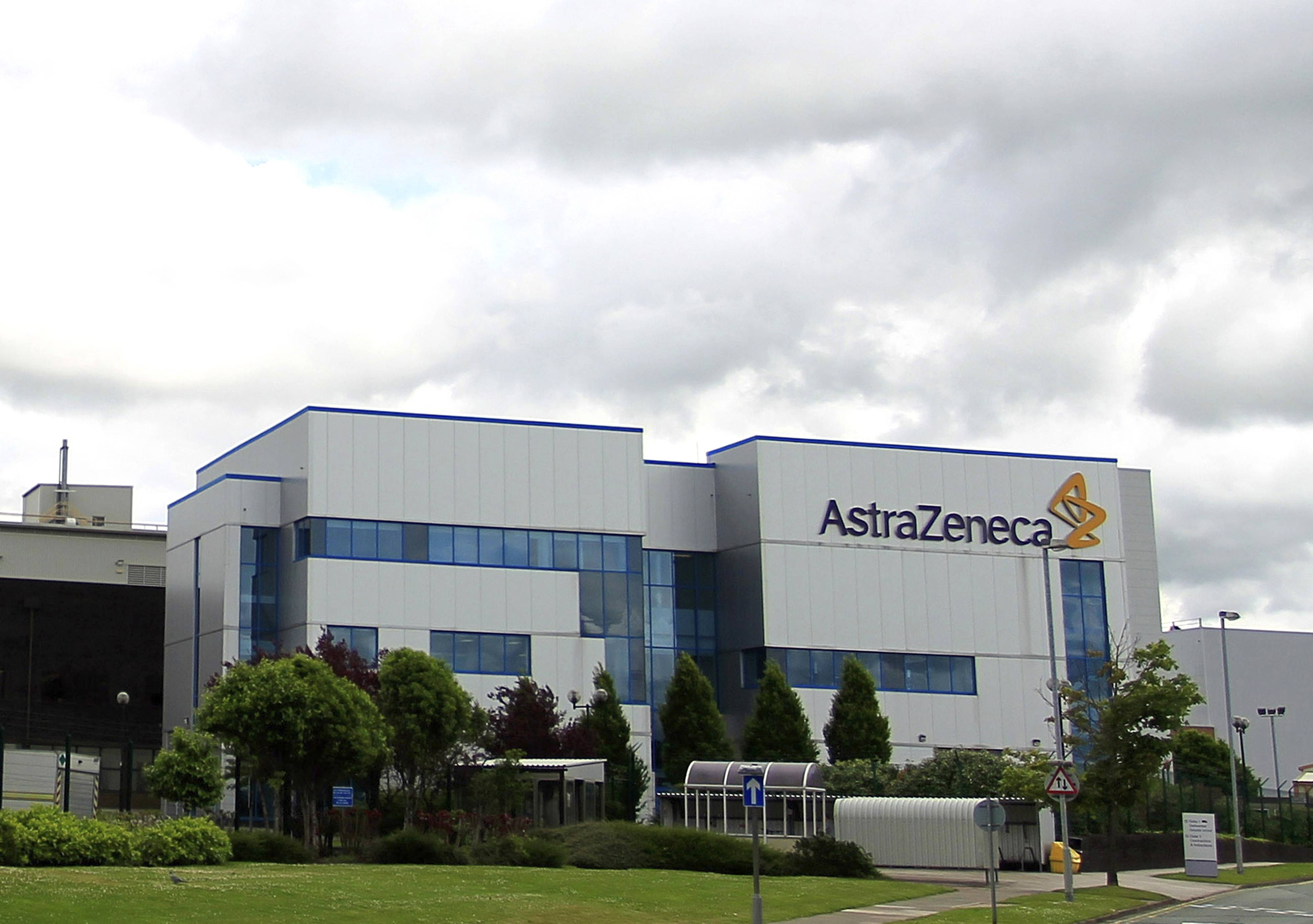 AstraZeneca Experiences A Drop Over In Its Shares
