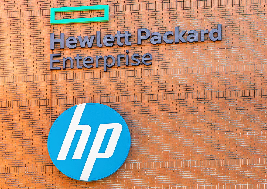 Today Hewlett Packard Enterprise Co (HPE) Stock Reaches 52-Week Low
