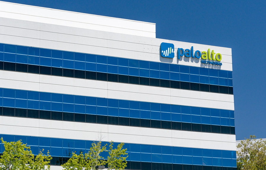 Palo Alto Networks, Inc. (NYSE:PANW) Traded Over Its 50 Day Average