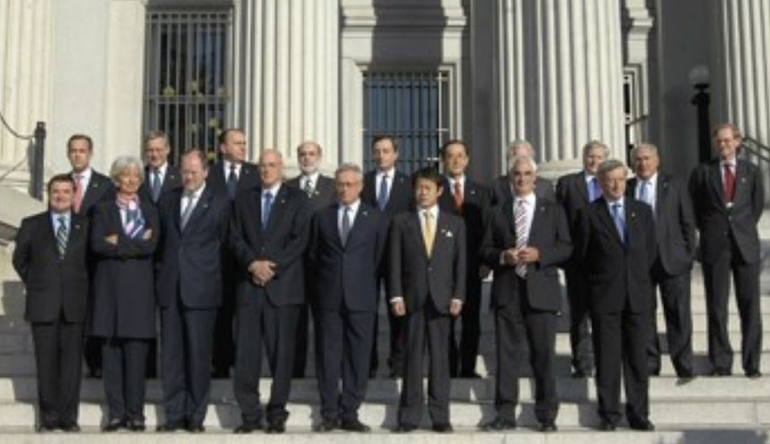 types of central bankers