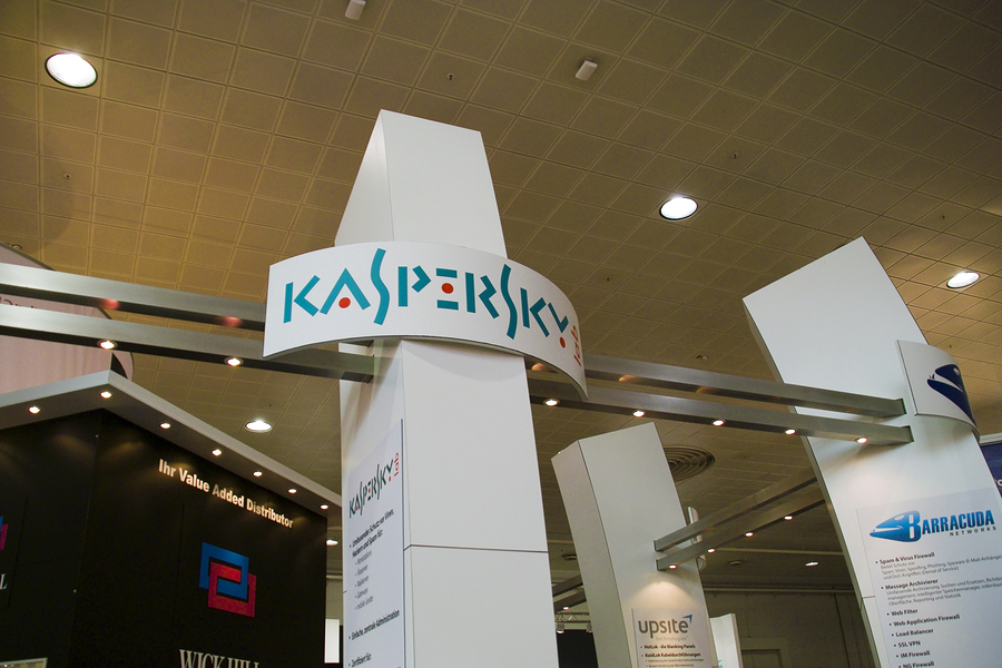 Kaspersky Lab appeals against U.S.  govt ban