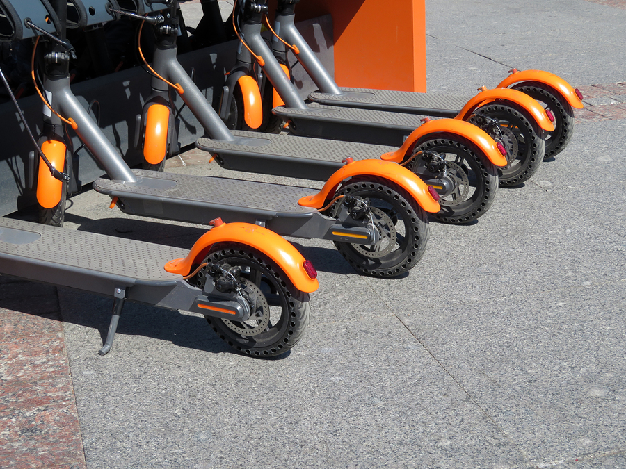 Ford Aiming To Grow In Scooters Also Markets Morning